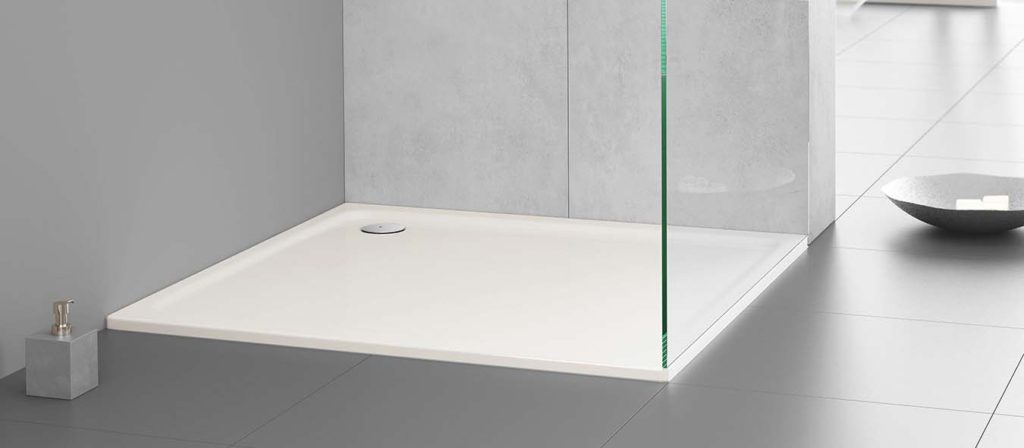 Low Level Shower Tray